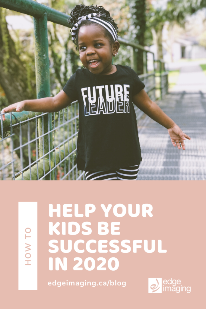 Help your kids and teens set goals and new years resolutions that will set them up for a successful year in 2020!