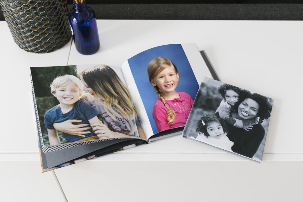 Keep your favourite memories all in one place with a curated photo book from Chatbooks.