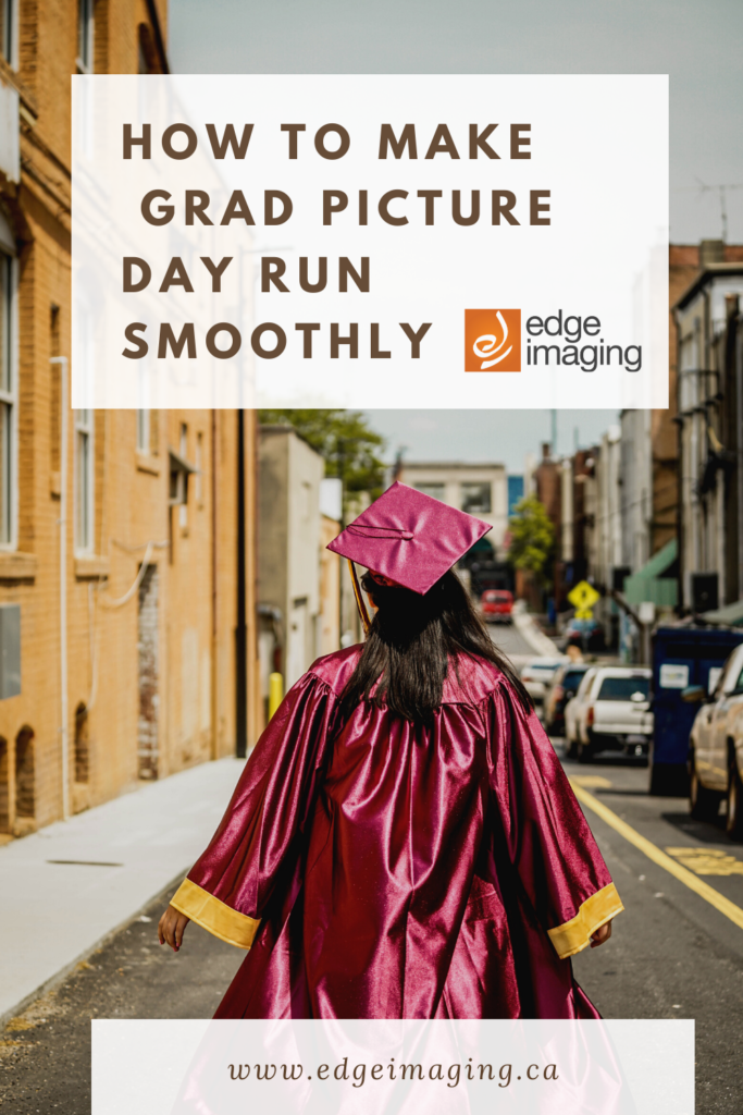 Hosting grad picture day at your school can be a daunting task, but it's much easier to stay organized with tips from professional photographers.