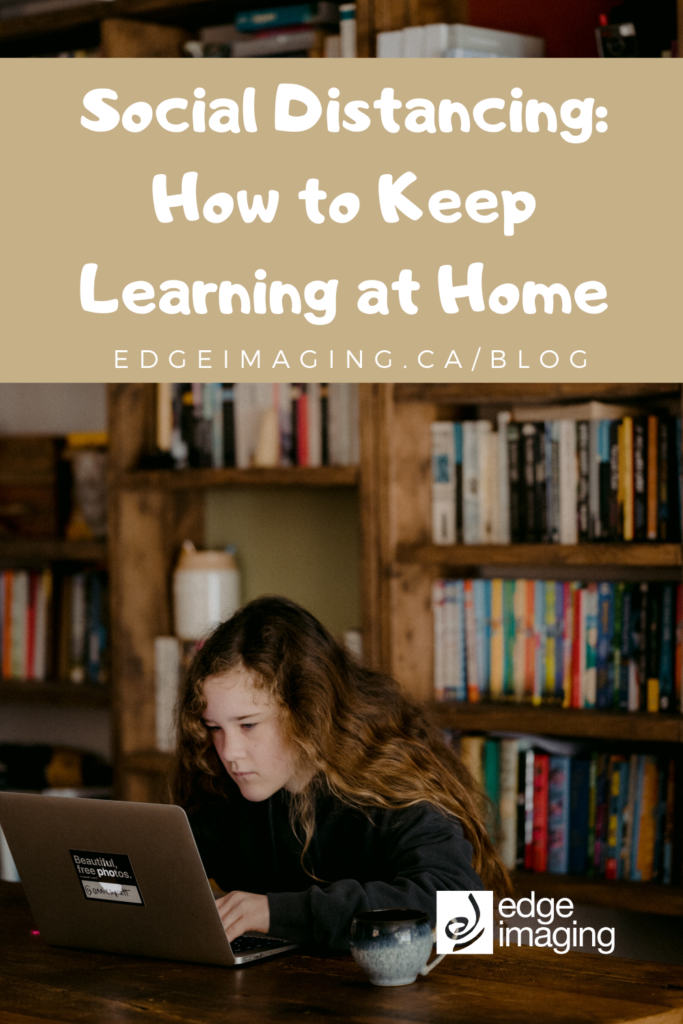 Luckily, formal classes aren't the only place to learn new things, so social distancing can still be educational. Check out these free or low-cost ideas for new ways to keep the kids learning while you handle your tenth video conference of the day.