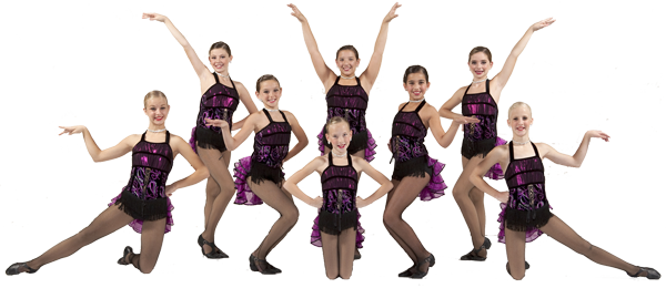 Canadian dance photography provider