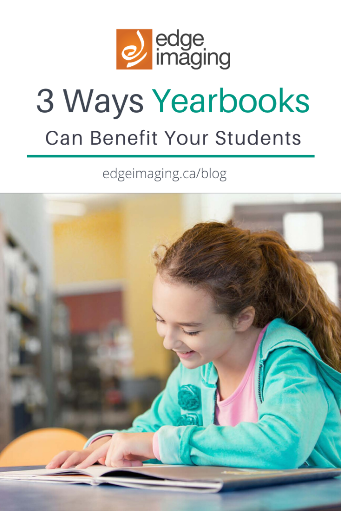 Being part of a school yearbook committee can help students build skills to get them ready for the real world!