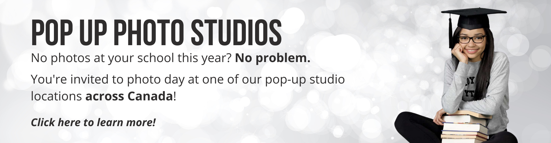 Hero Pop Up Photo Studios