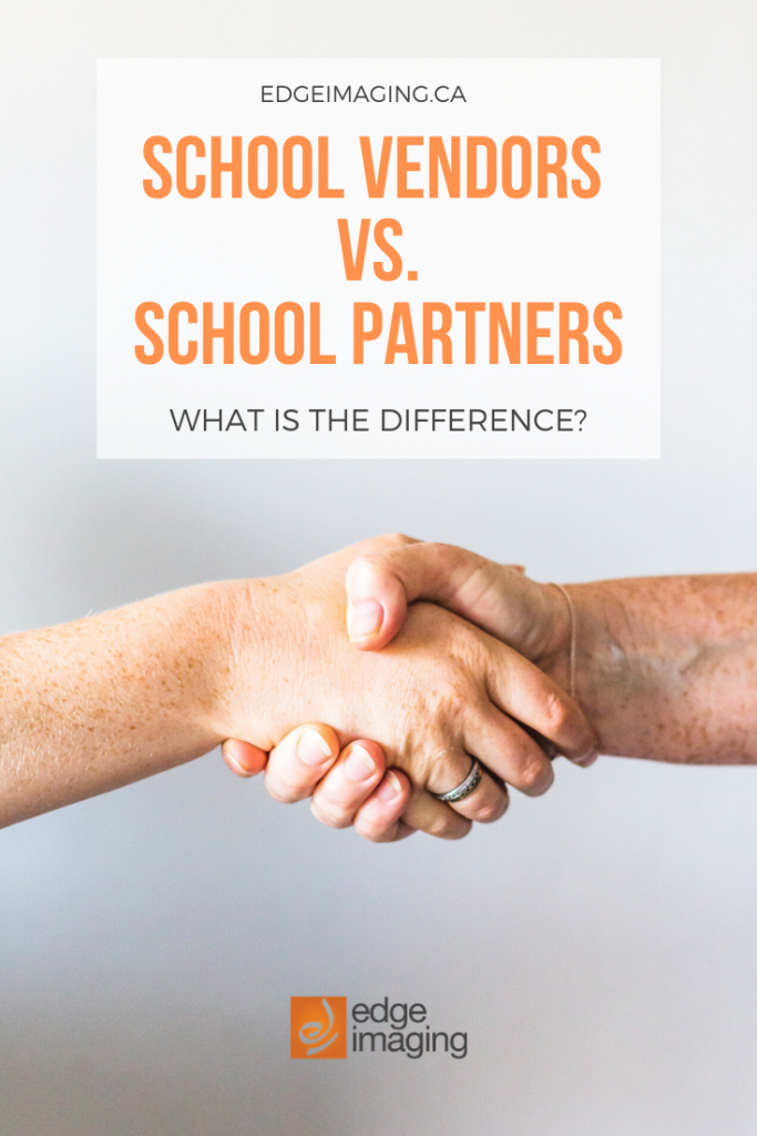 As a school administrator, an important part of your job includes sourcing external vendors to help keep the school running smoothly. Any company can be a vendor, exchanging services or goods for money, but creating a partnership involves much more than a business transaction.